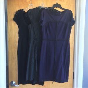 Bundle of 3 - professional dresses